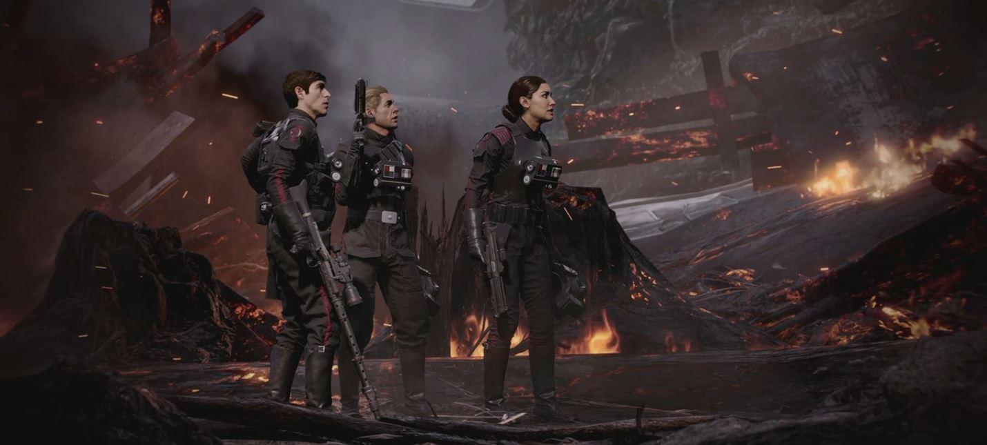 EA ожидает высокие продажи Star Wars Battlefront II под конец года