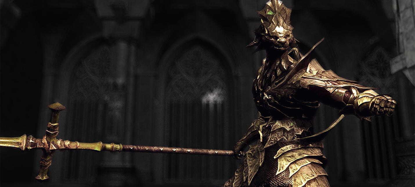 Слух: ремастер первой Dark Souls выйдет на PS4, Xbox One и Switch