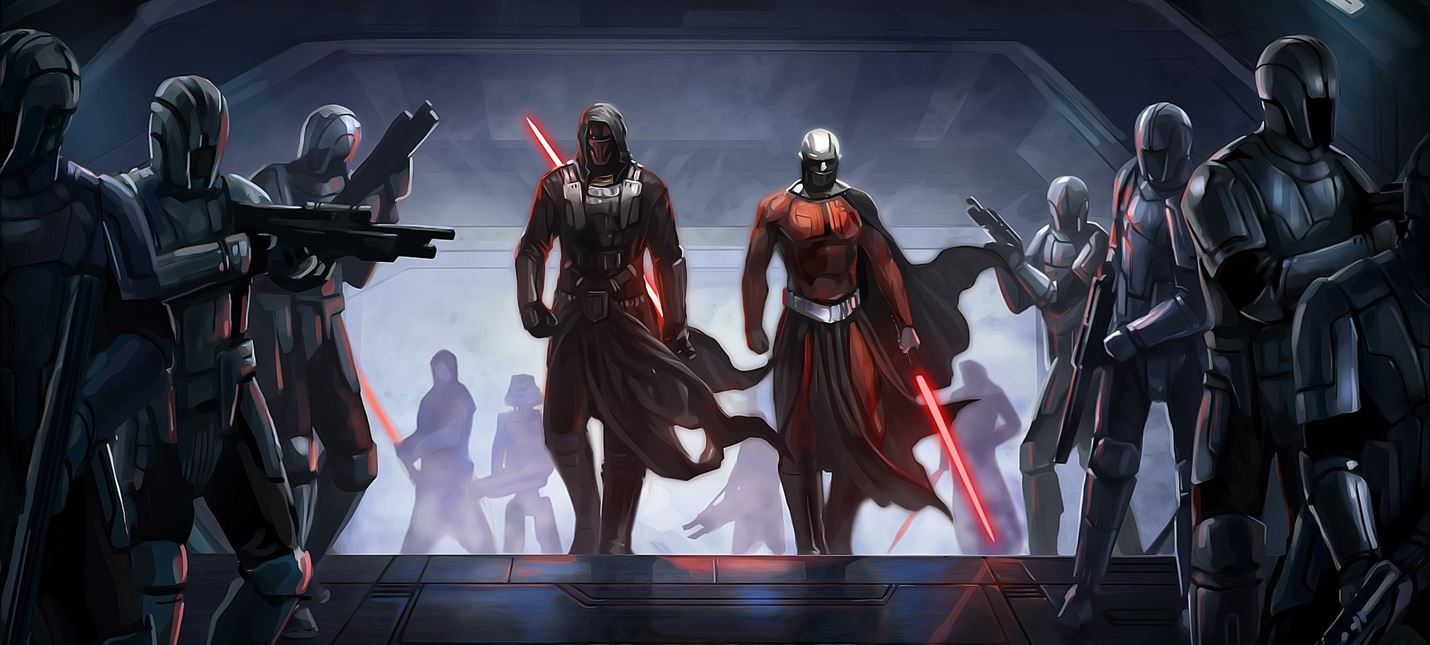 Knights of the Old Republic не станет частью новой трилогии Star Wars