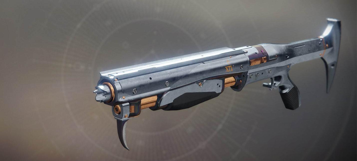 В Destiny 2 обнаружен секретный квест на легендарный дробовик