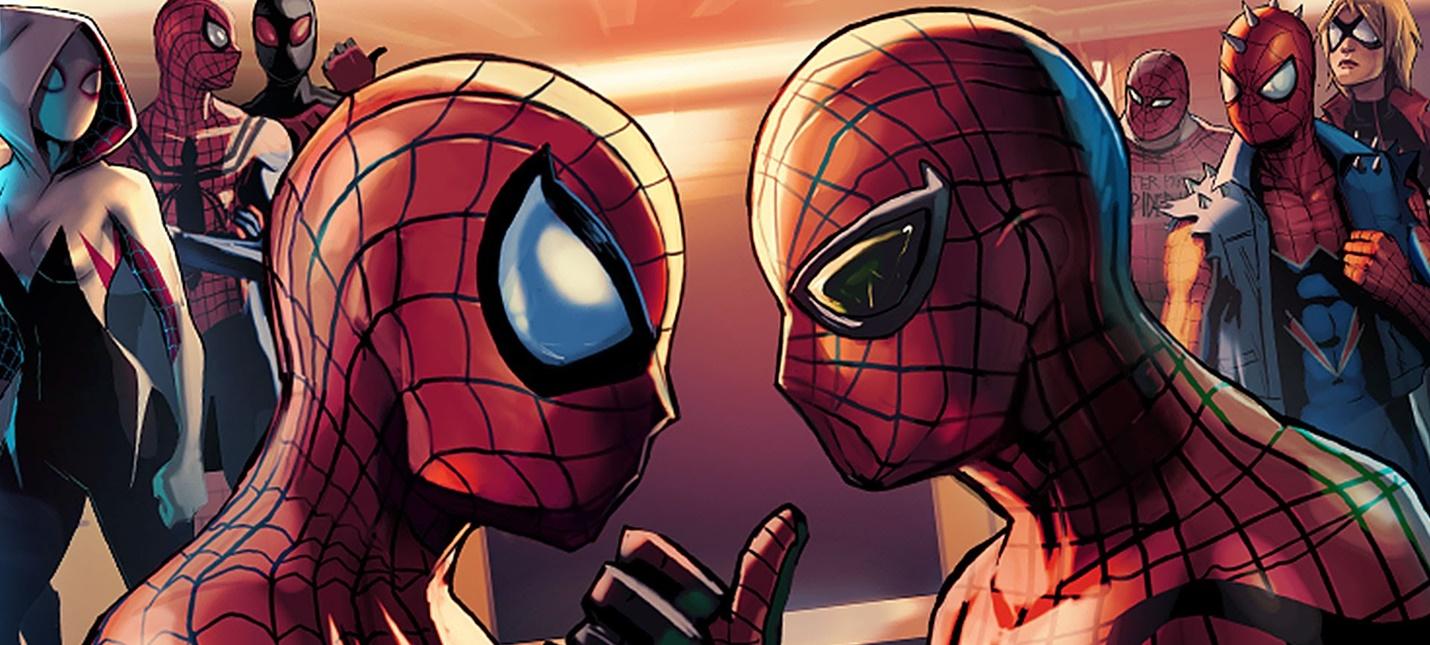 У Питера Паркера будет важная роль в Spider-Man: Into The Spider-Verse