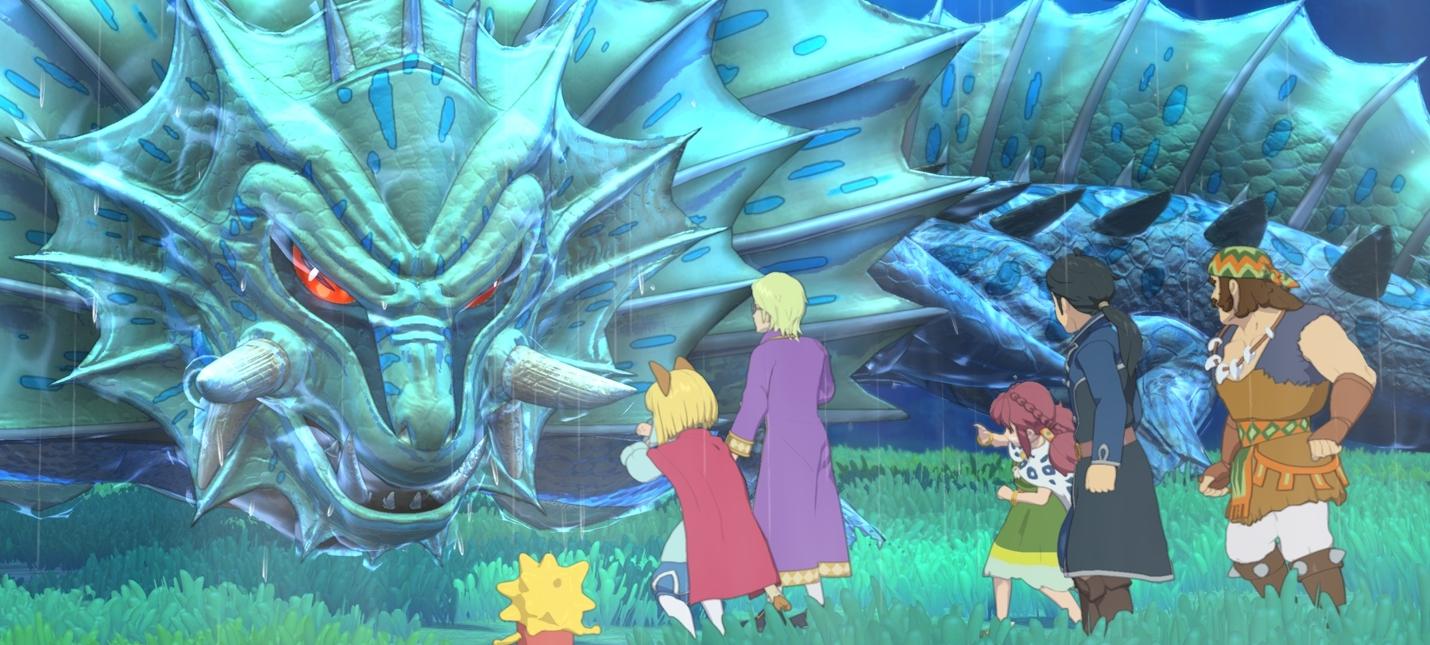 Новый трейлер Ni No Kuni 2: Revenant Kingdom посвящен главным героям