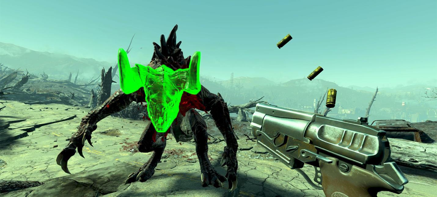В Fallout 4 VR найден хитрый способ воровства на расстоянии