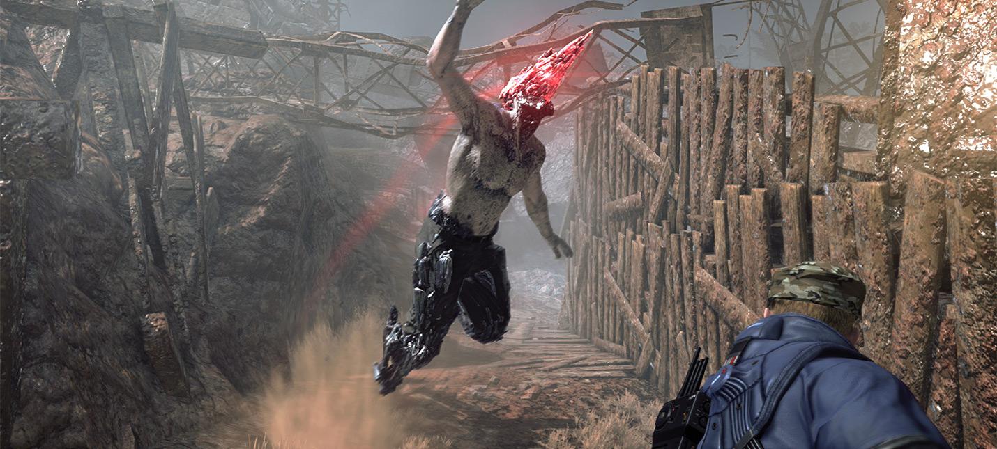 Бета Metal Gear Survive пройдет в январе