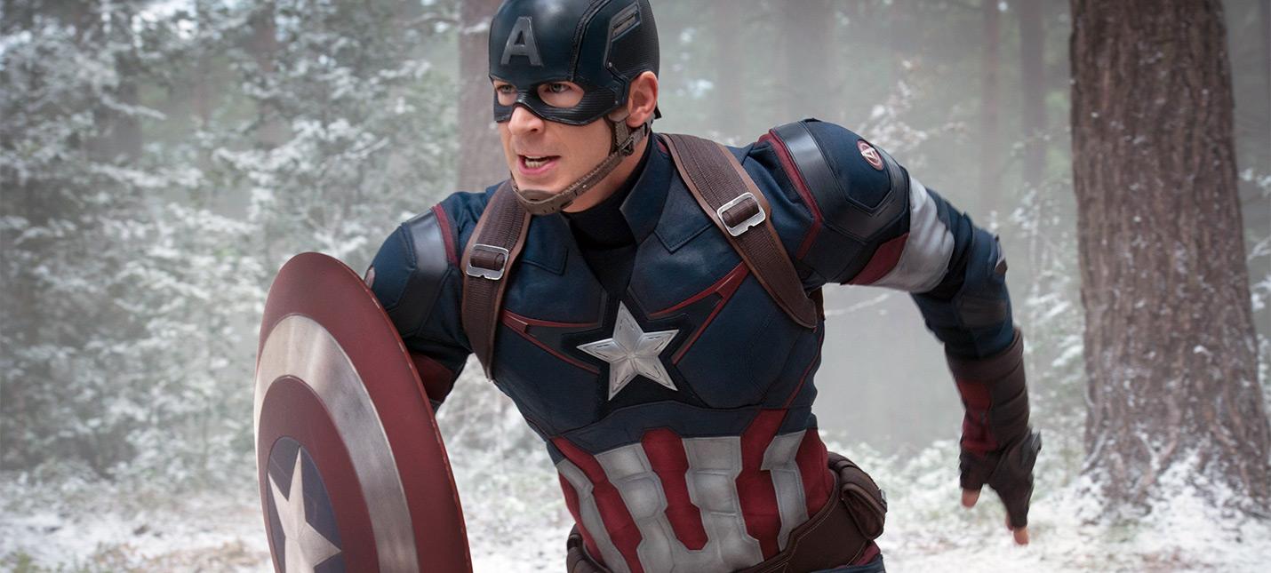 Атлет выяснил, насколько Капитану Америка удобно бегать со щитом