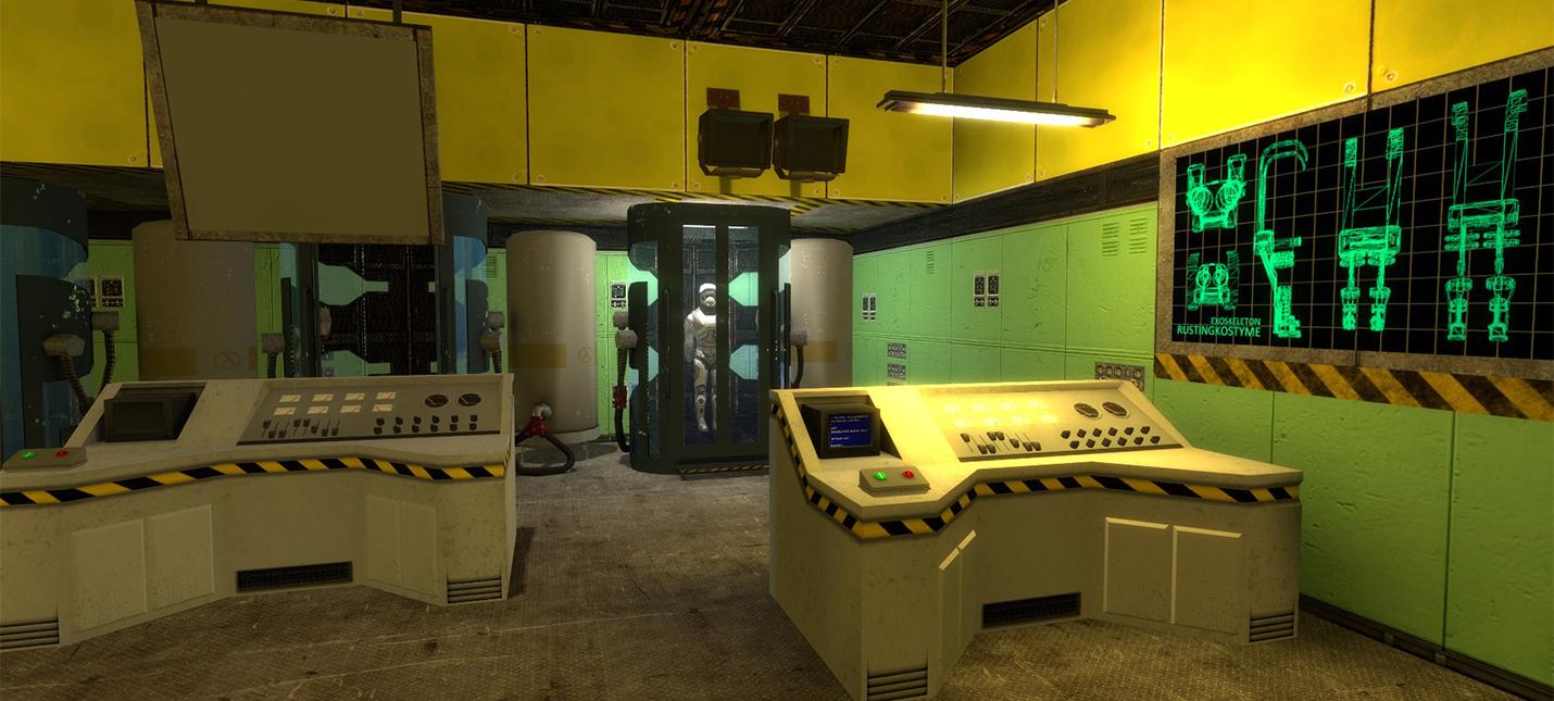 Спустя четыре года в разработке вышел мод Half-Life 2 ICE