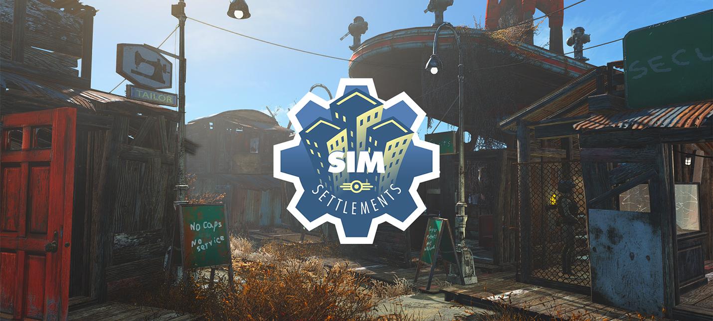 Трейлер дополнения к эпичному моду Fallout 4: Sim Settlements — стань губернатором пустоши!
