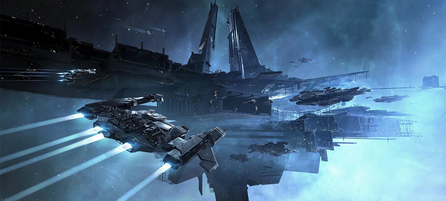 CCP работает над новой амбициозной MMORPG