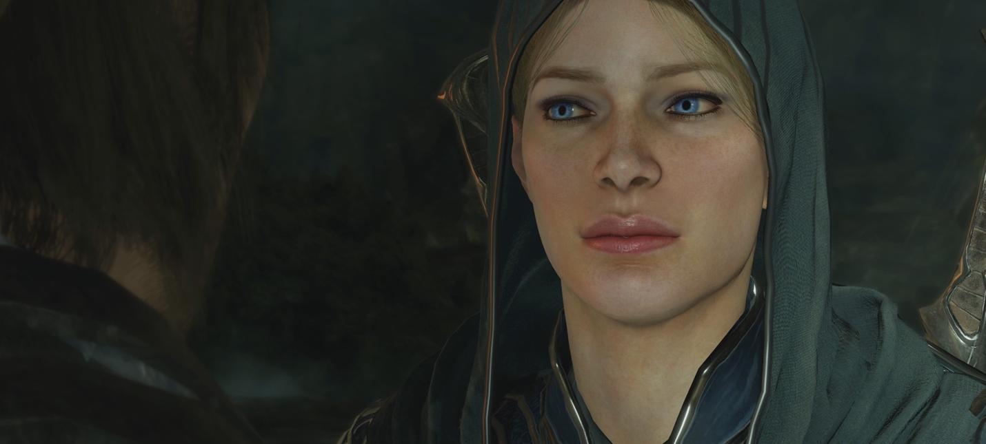 Вступительный ролик дополнения Blade of Galadriel для Middle-earth: Shadow of War