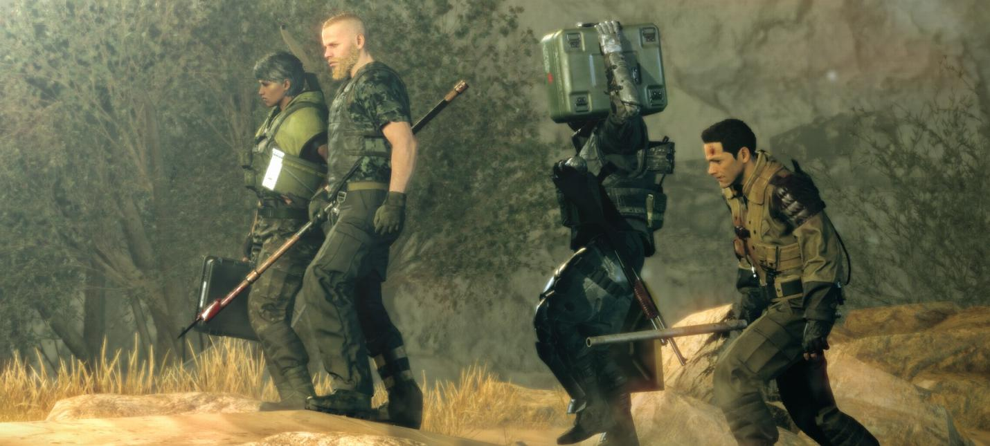 В Metal Gear Survive не будет лутбоксов