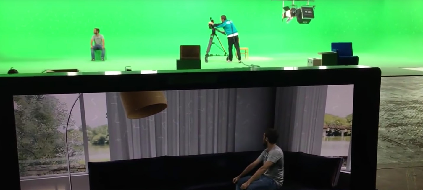 CG-эффекты в реальном времени для кино и ТВ — будущее всех съемок