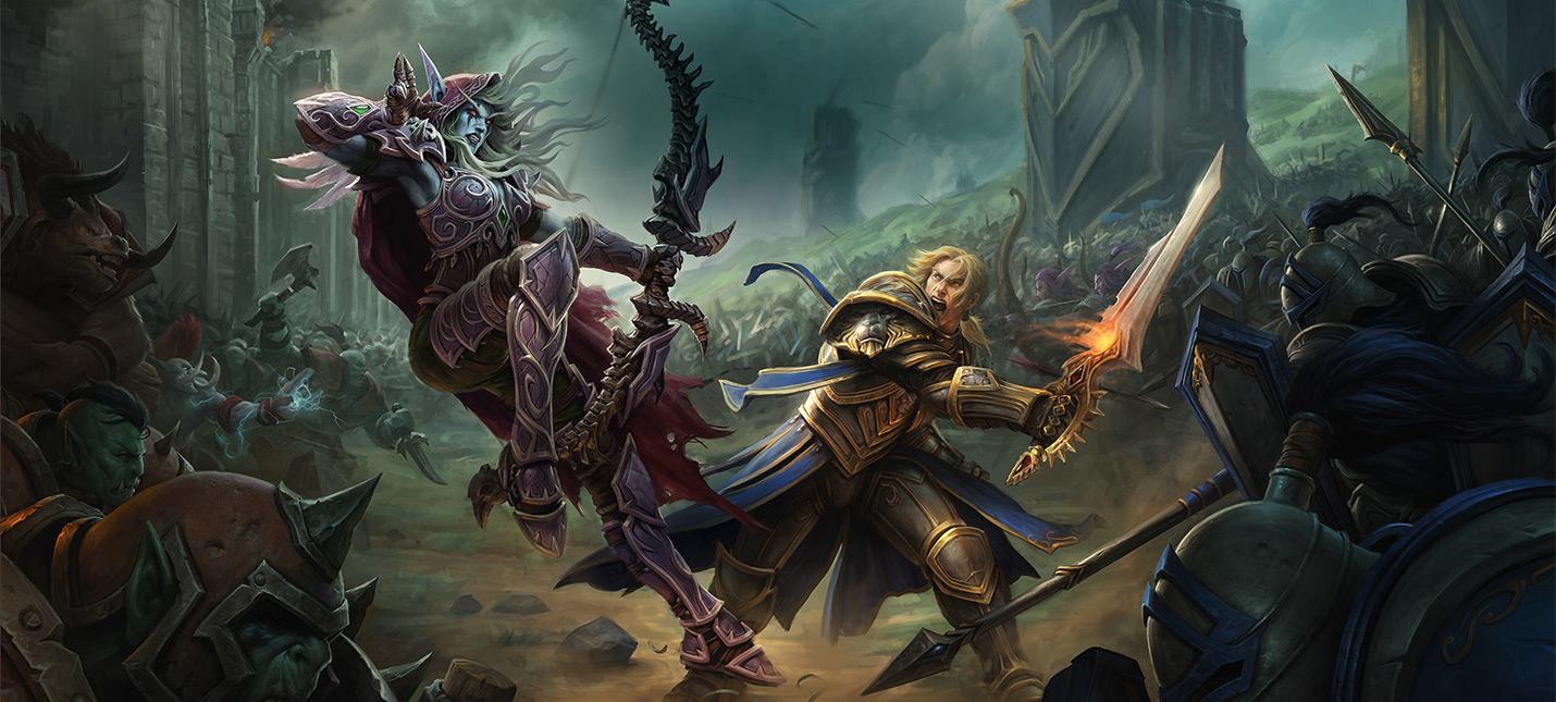 Окно релиза и системные требования World of Warcraft: Battle for Azeroth