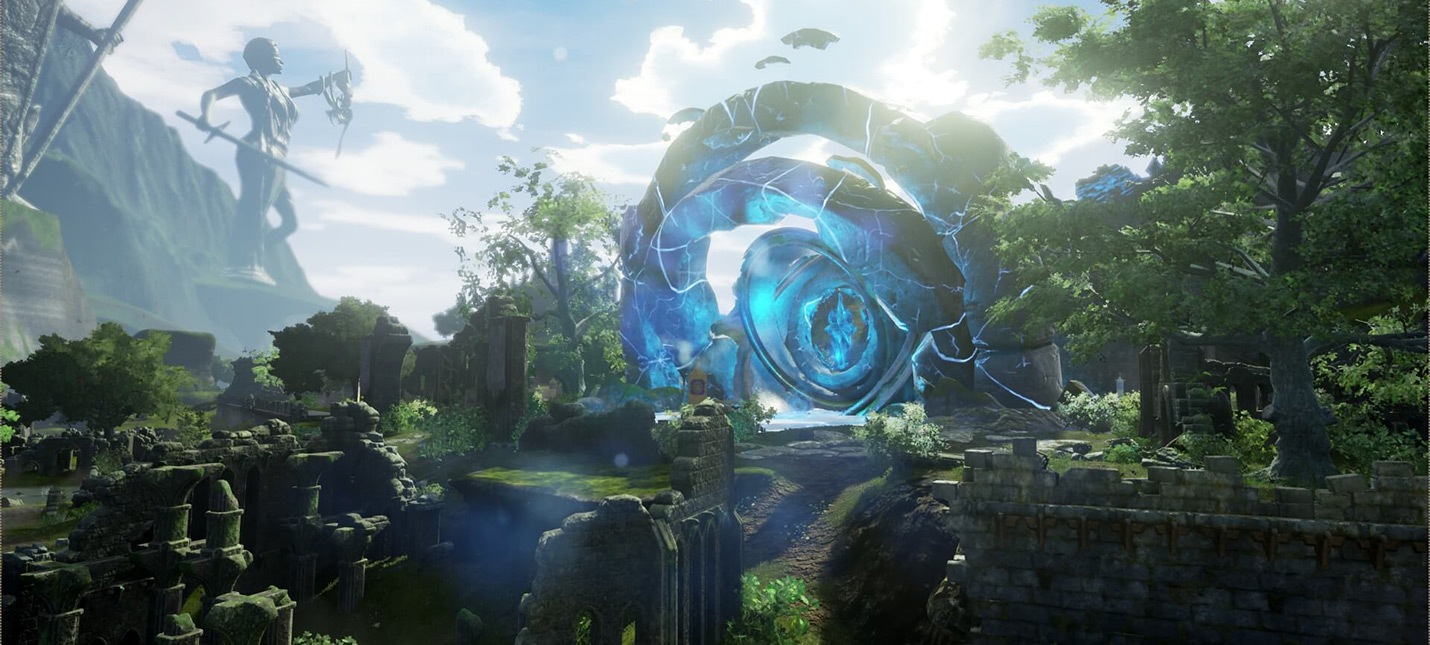 15 минут геймплея MMORPG Ashes of Creation