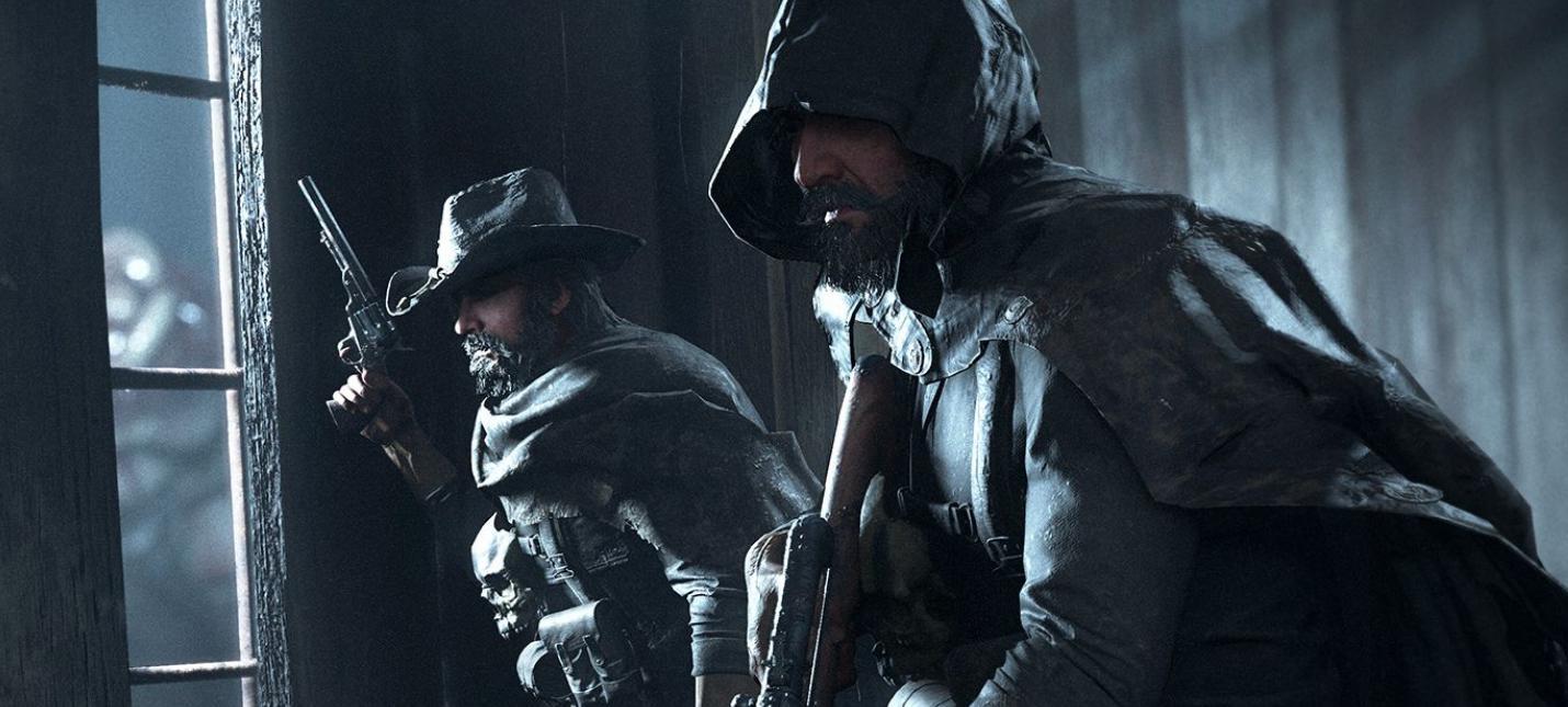 Более трех часов геймплея альфа-версии Hunt: Showdown
