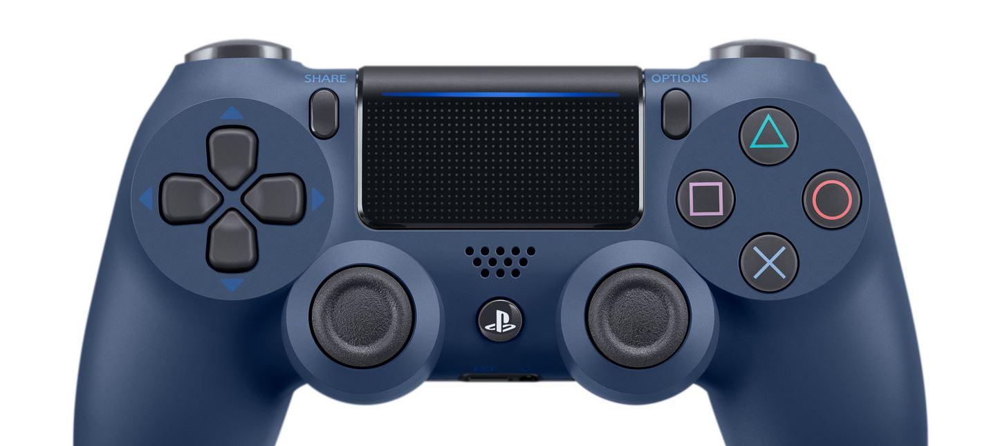 DualShock 4 будет доступен в двух новых цветах