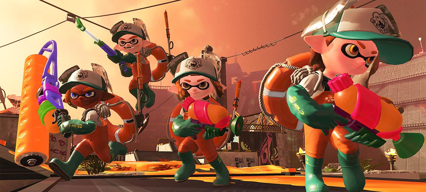 Платный сервис Nintendo Switch Online заработает в сентябре