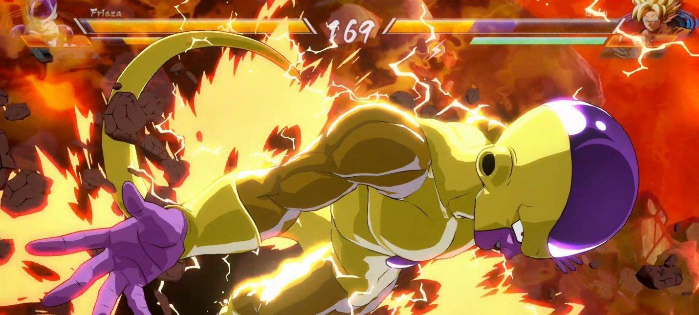 Поставки Dragon Ball FighterZ достигли 2 миллионов копий