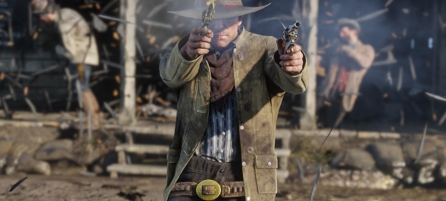 Red Dead Redemption 2 выйдет 26 октября