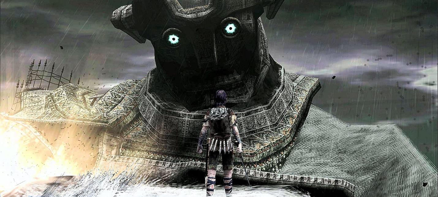 Трейлеры Shadow of the Colossus о музыке и сюжете игры