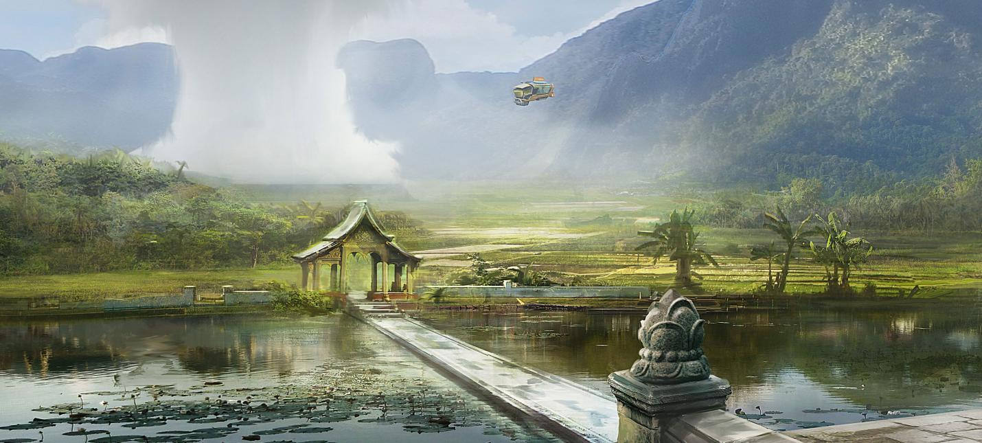 Разработчики Beyond Good and Evil 2 рассказали о возможных локациях игры