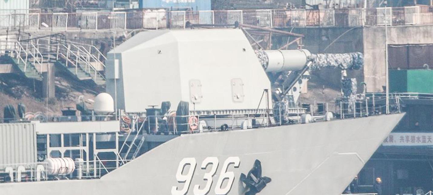 Слух: Китай испытывает корабельную рельсовую пушку