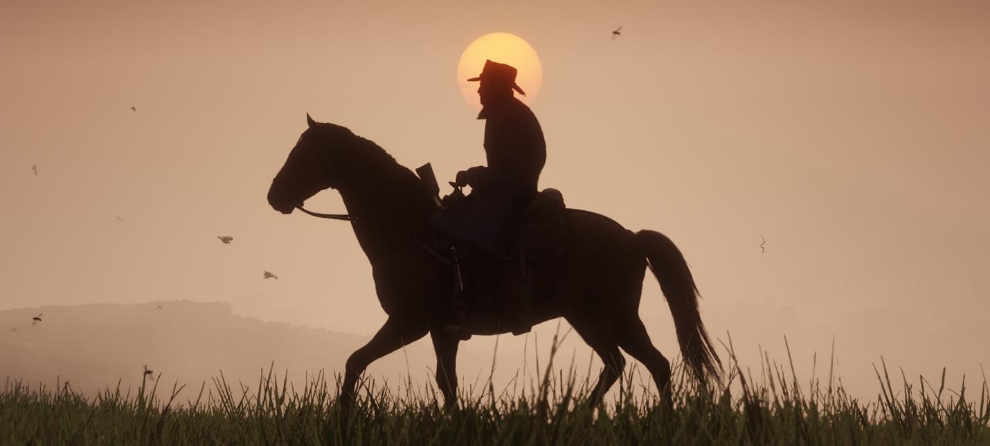 Слух: Red Dead Redemption 2 Online будет включать режим королевской битвы
