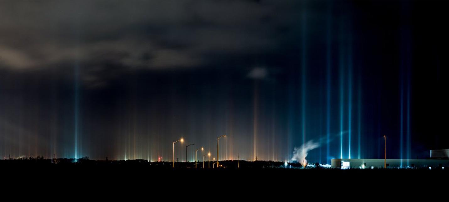 Люди все еще думают, что это атмосферное явление вызвано НЛО