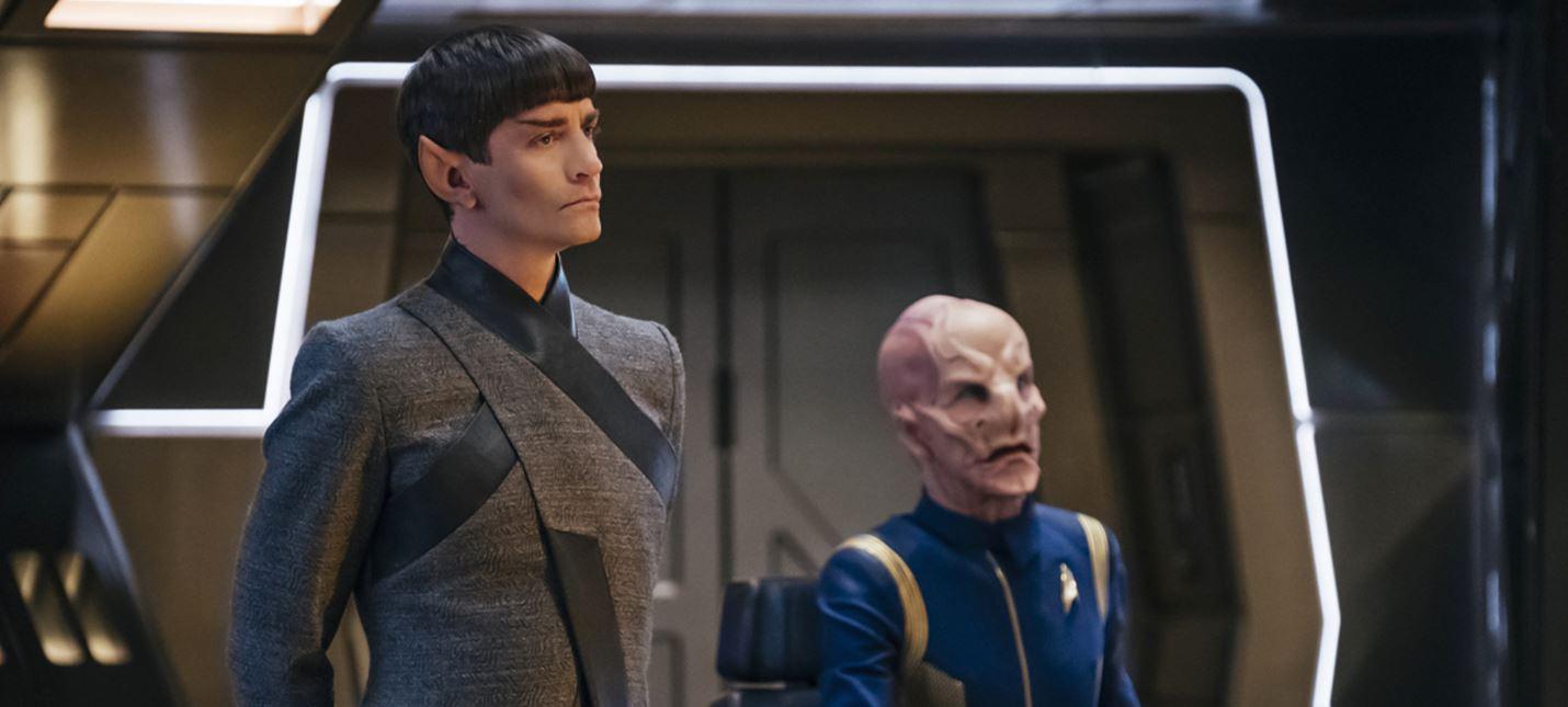 USS Enterprise появится во втором сезоне Star Trek: Discovery