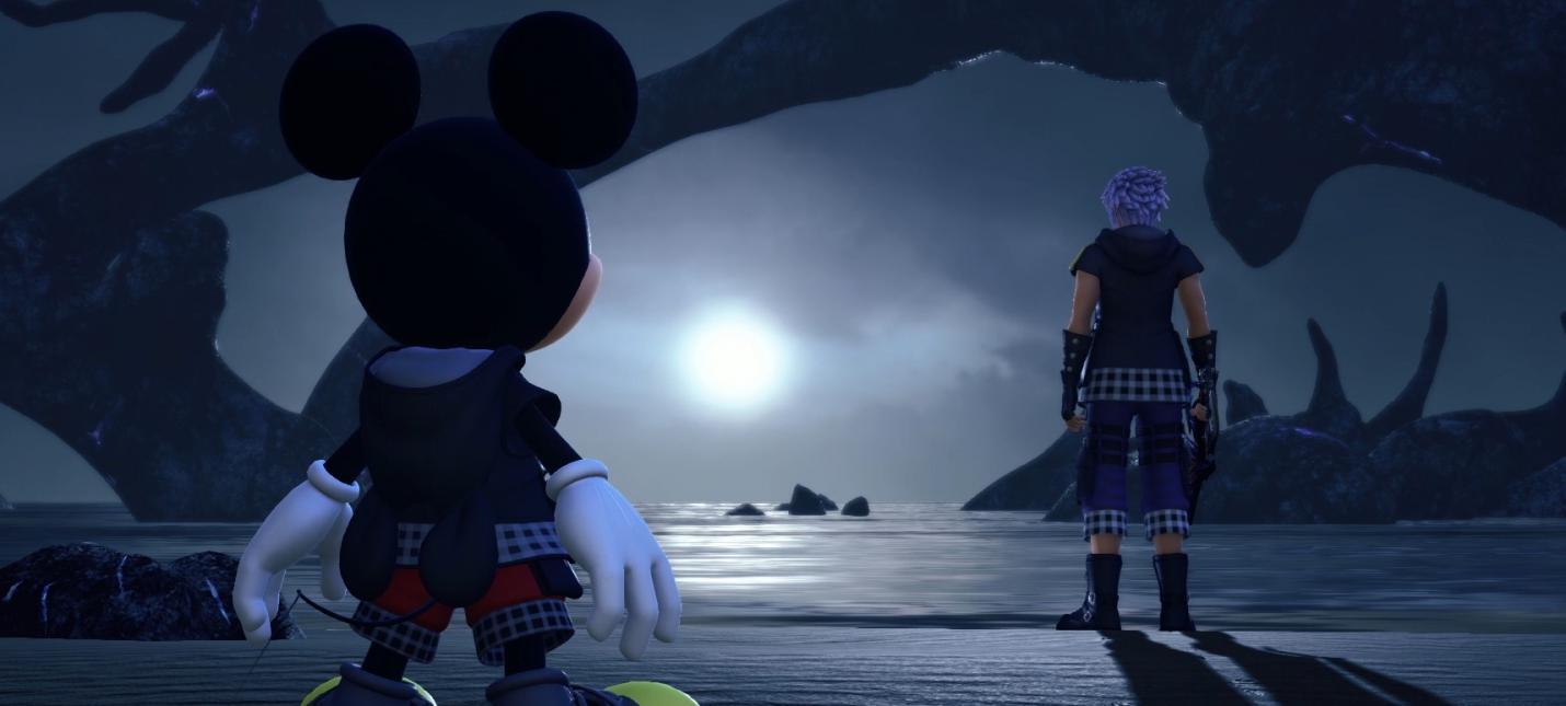 Новые скриншоты и концепт-арты Kingdom Hearts 3