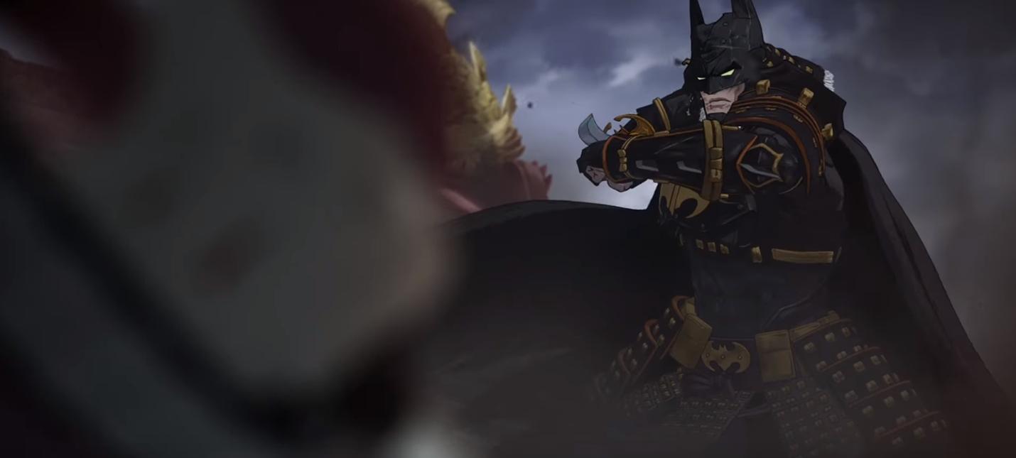 Анимационный фильм Batman Ninja выйдет в цифровом формате 24 апреля