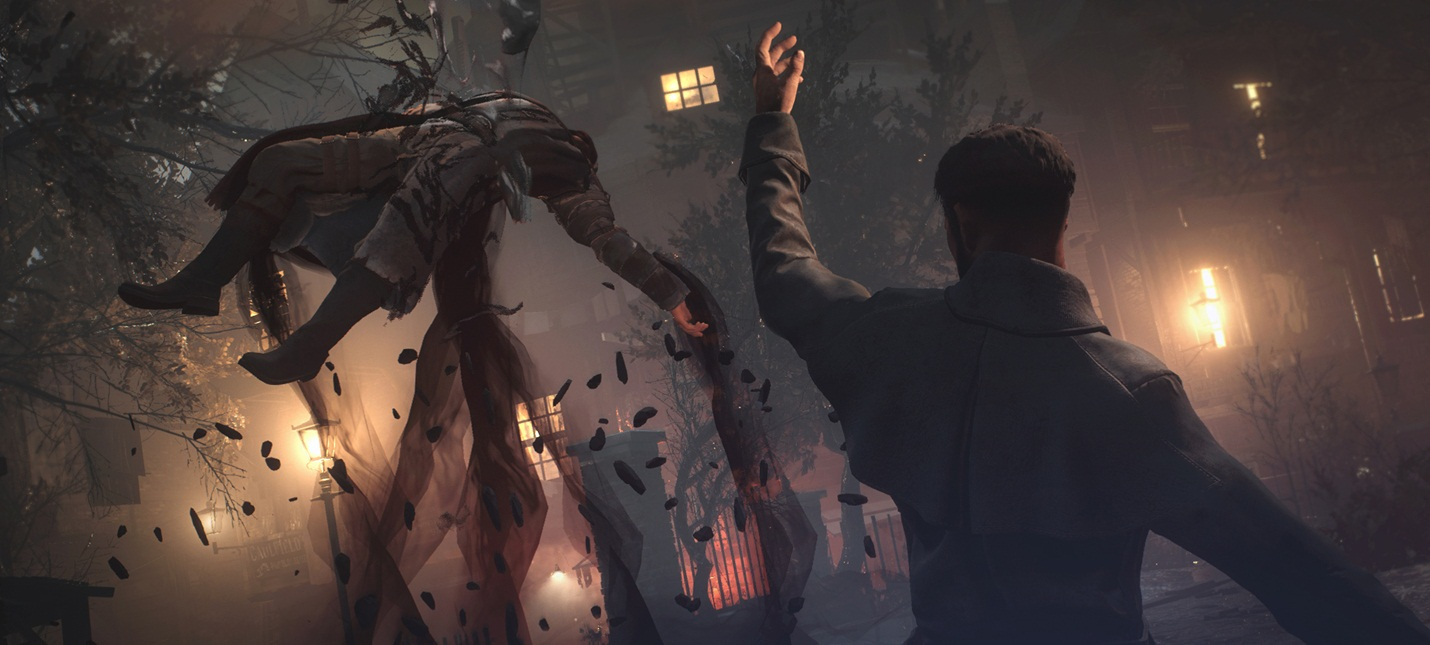 Боевая система и древо скиллов в новом геймплейном ролике  Vampyr
