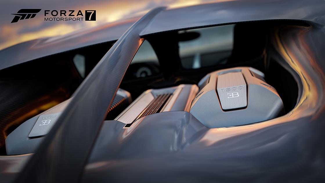 Forza Motorsport 7 получила большое обновление