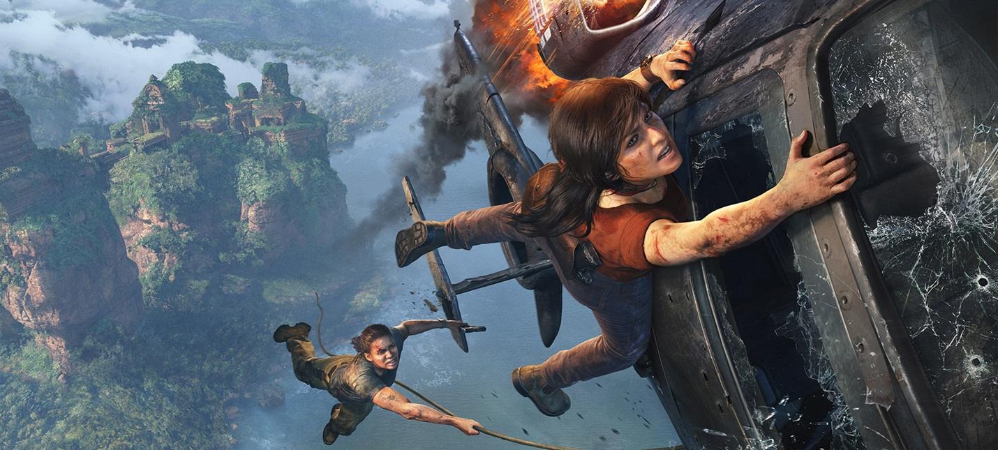 Новая игра Naughty Dog может быть не от третьего лица