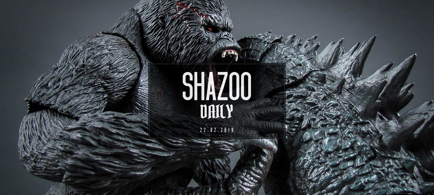 Shazoo Daily: Карл Паркер. Карл Соло