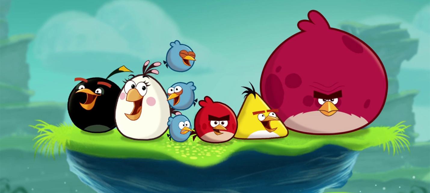 Акции разработчиков Angry Birds рухнули на 50% за день
