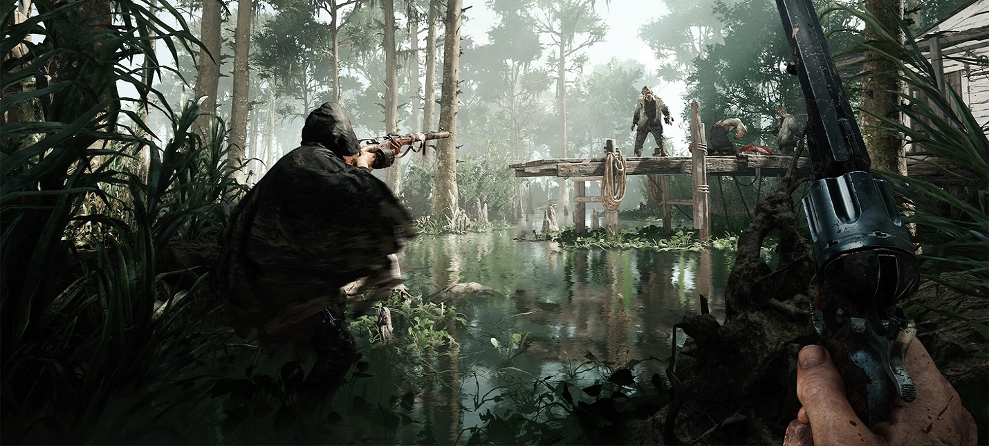 Shazoo отправляется на охоту в Hunt: Showdown
