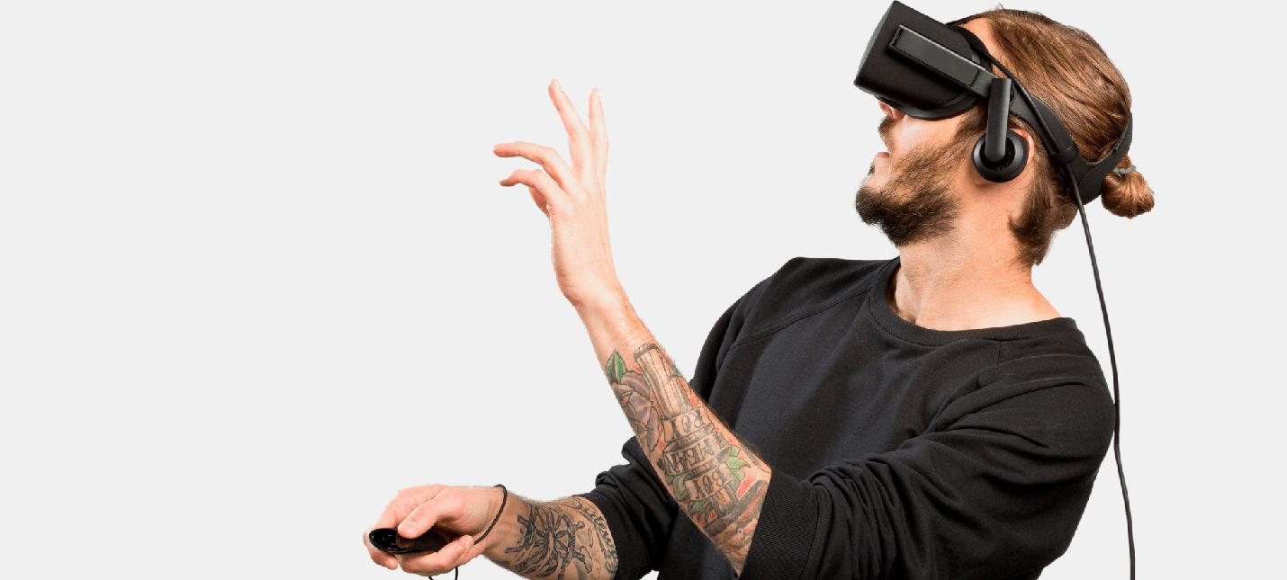 Глобальное отключение Oculus Rift
