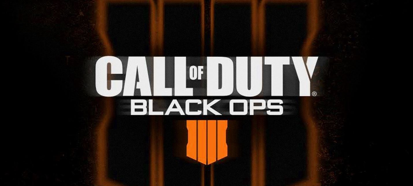 Call of Duty: Black Ops IIII анонсирована