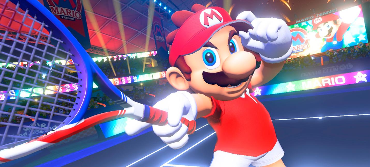 Прямой эфир с Nintendo Direct