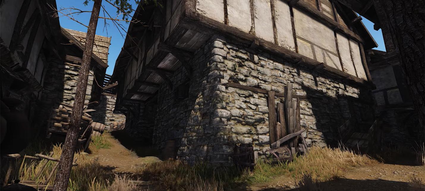 Разработчики Mount & Blade 2: Bannerlord показали новый движок с освещением