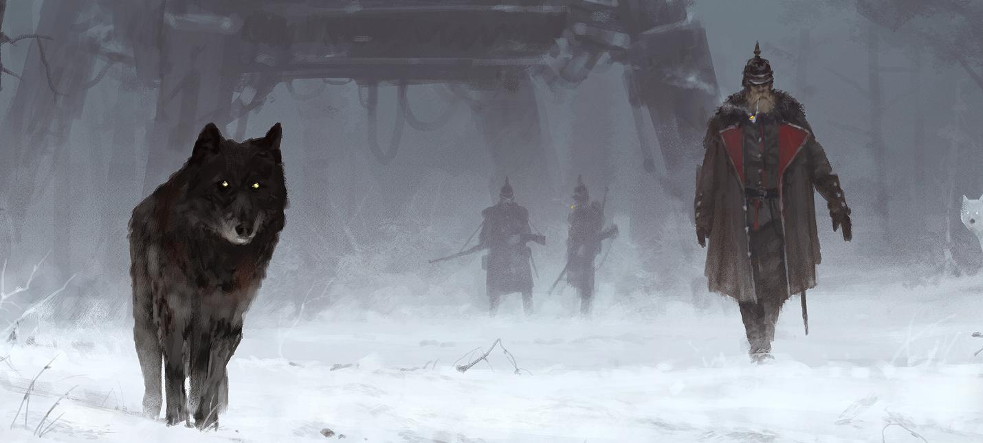 Стартовала Kickstarter-кампания стратегии Iron Harvest