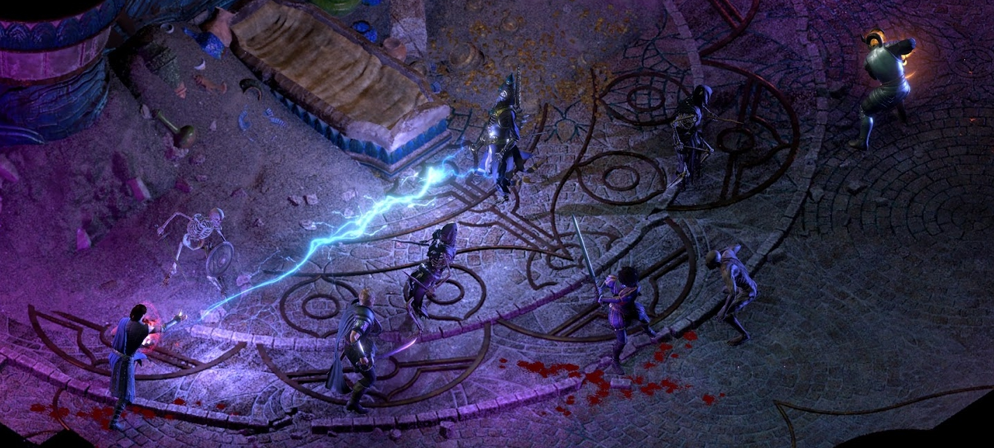 Релиз Pillars of Eternity 2: Deadfire перенесен на месяц