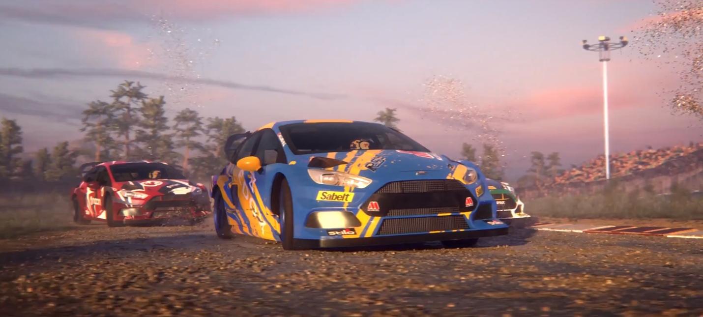 Разработчики последних частей WRC анонсировали V-Rally 4