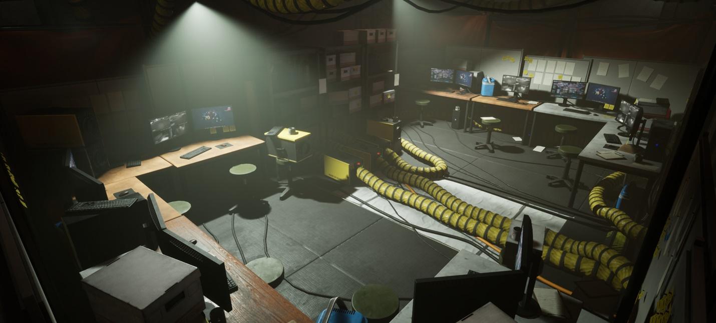 Локацию из The Division воссоздали на Unreal Engine 4