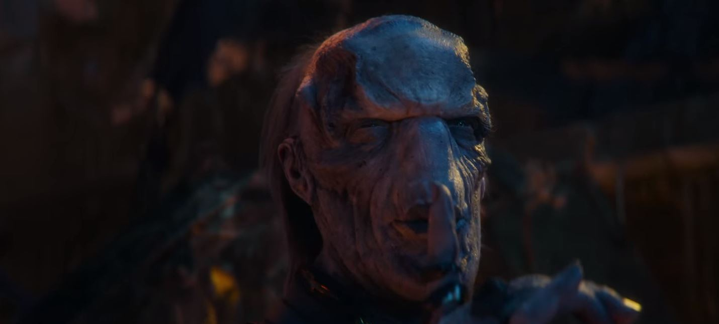 """Кого сыграет Питер Дикнлейдж в """"Войне бесконечности""""?"""
