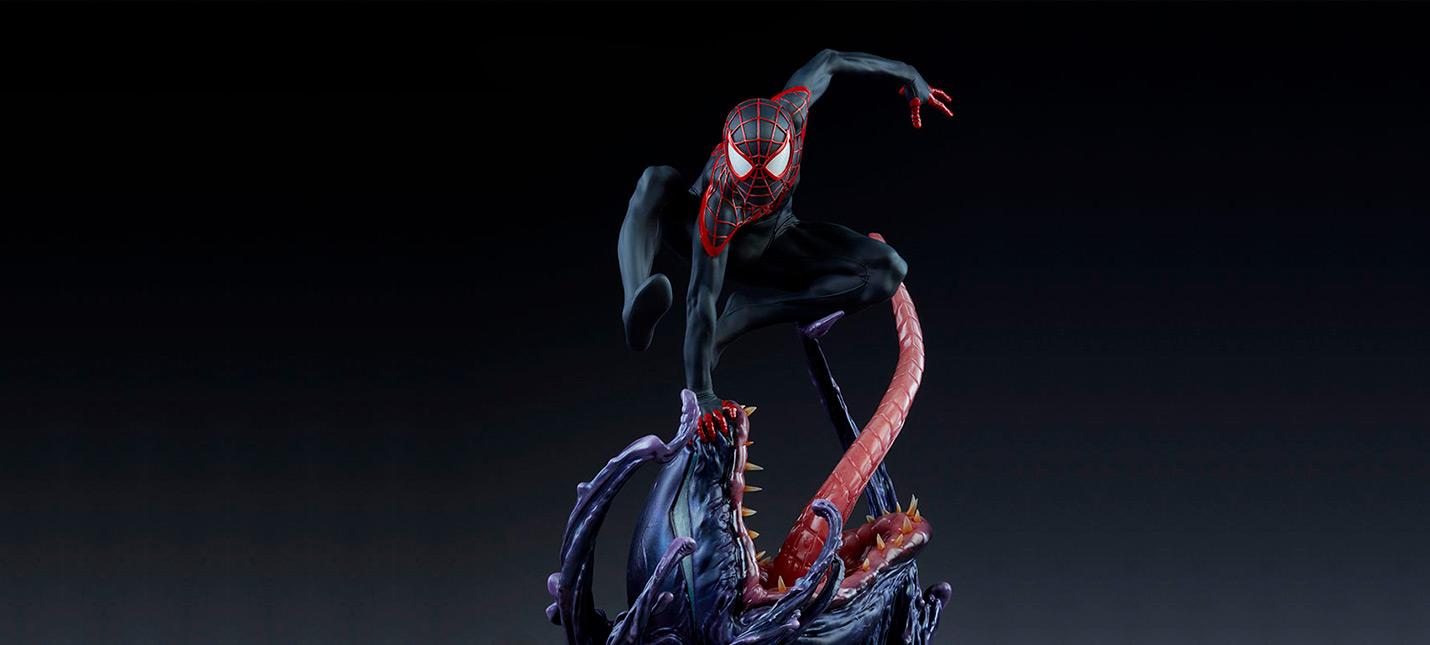 Эпичная фигурка Человека-паука Майлза Моралеса