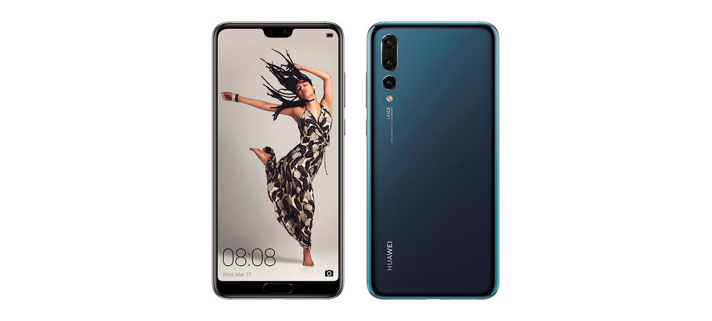 Слух: Huawei P20 Pro выйдет с камерой 40 Мп