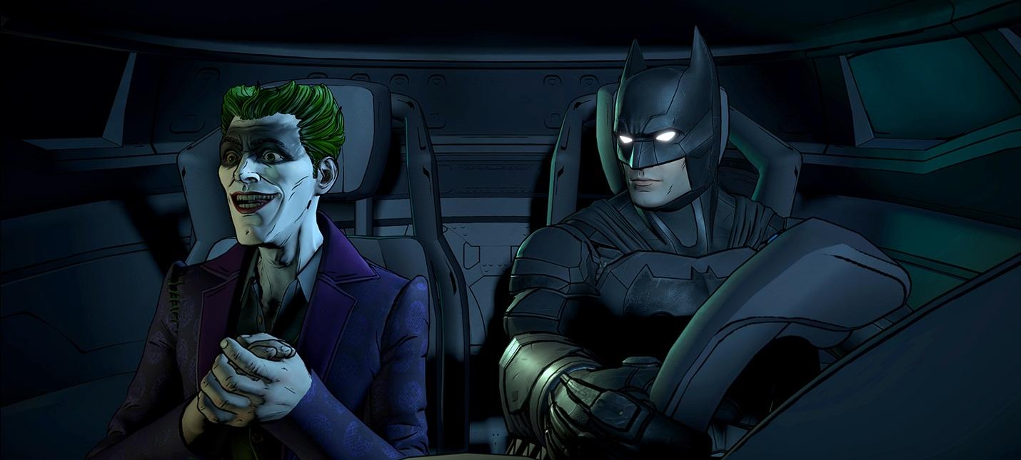 Оценки финального эпизода Batman: The Enemy Within