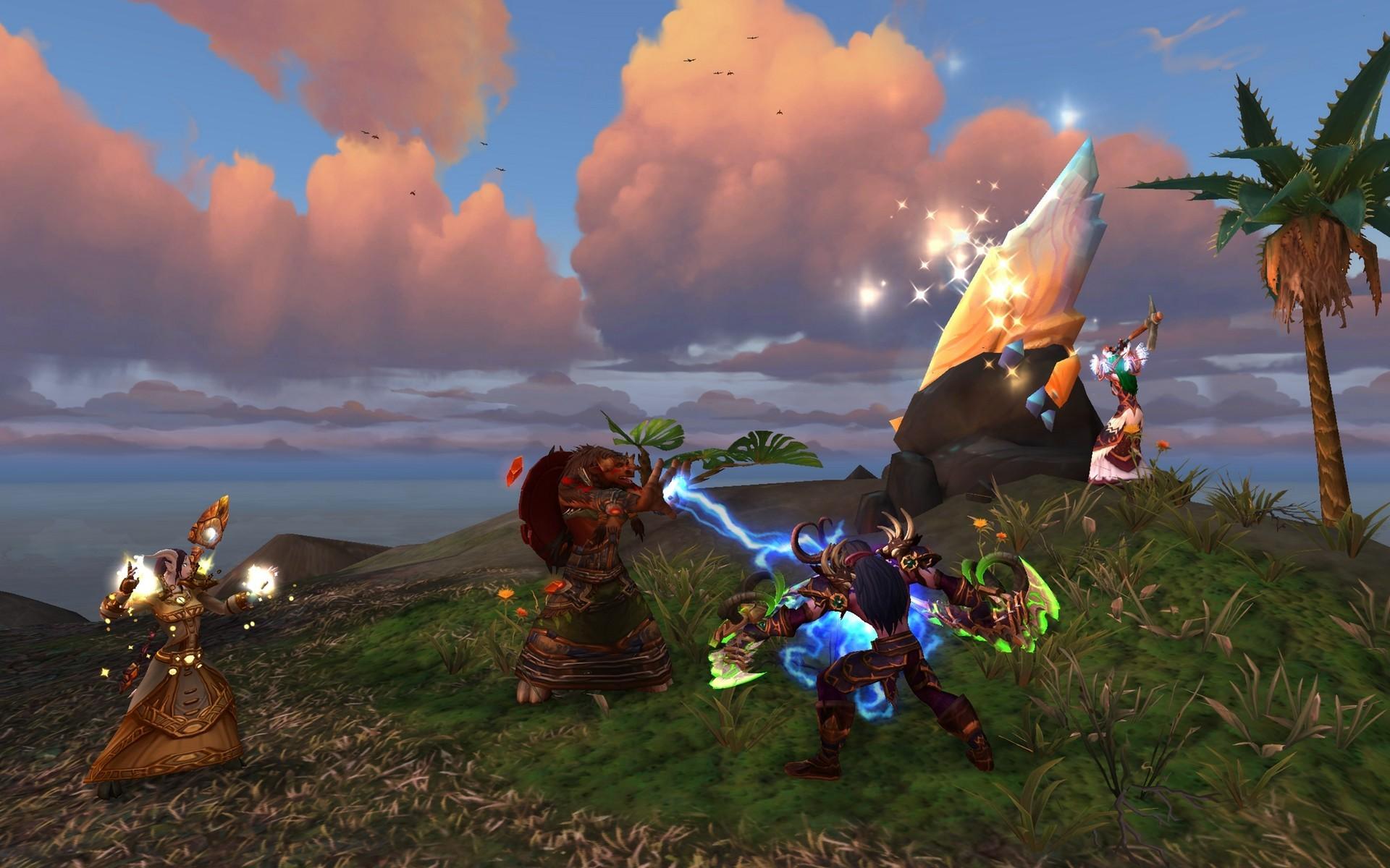 Battle for Azeroth для World of Warcraft выйдет 14 августа