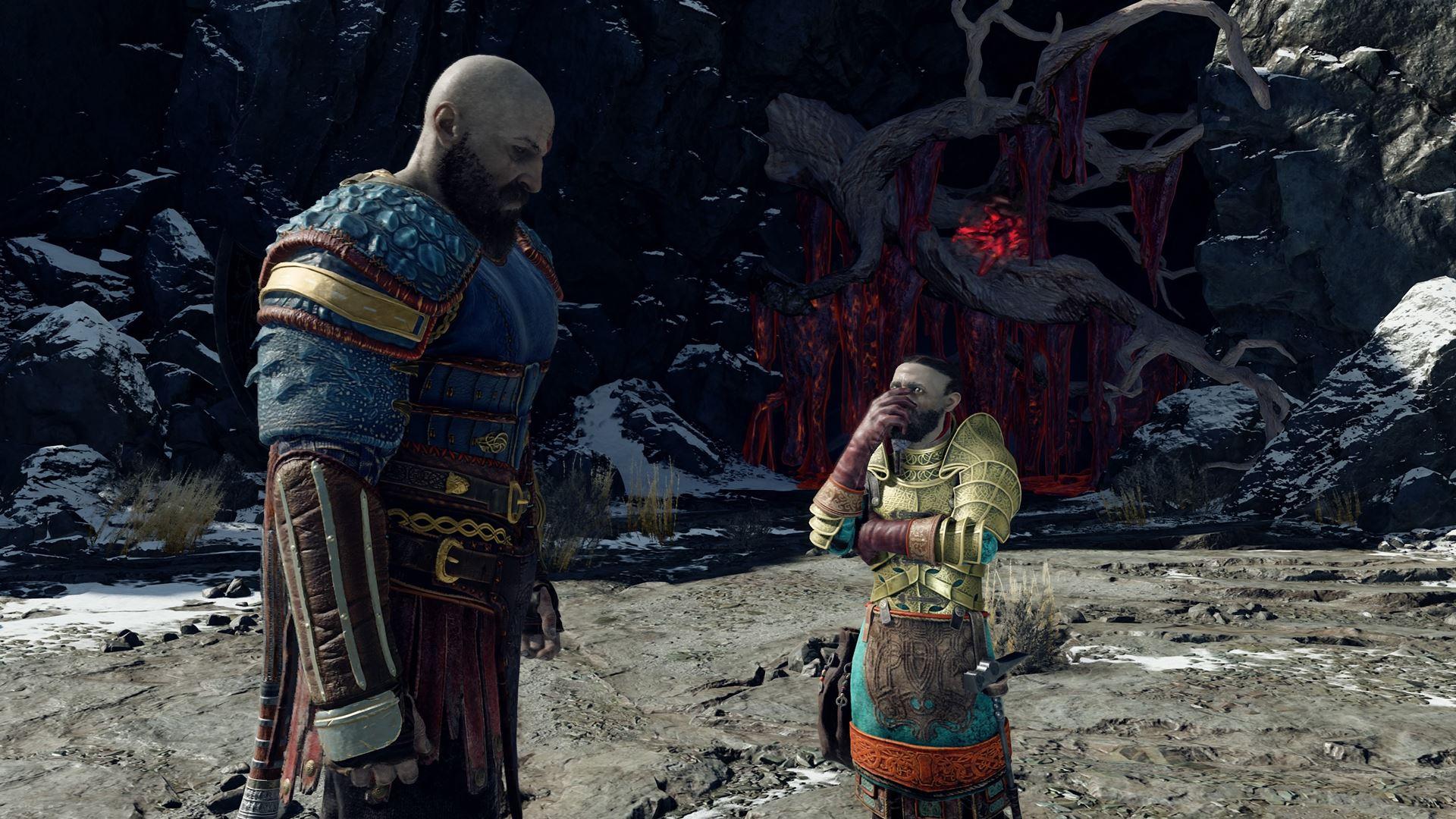 Великий воин становится отцом: обзор God of War